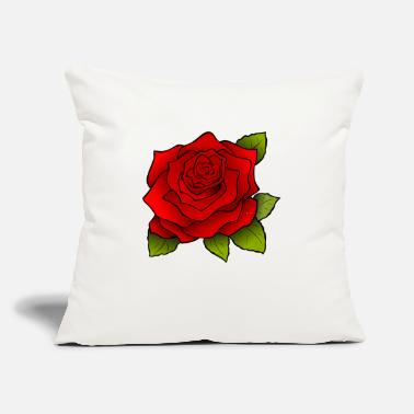 Blume Rose Blume - Throw Pillow Cover