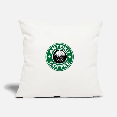 "Tokyo Anteiku Coffee SB - Throw Pillow Cover 18"" x 18"""