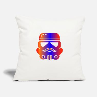 "Trooper - Throw Pillow Cover 18"" x 18"""
