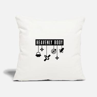 "Missile Missile - Throw Pillow Cover 18"" x 18"""