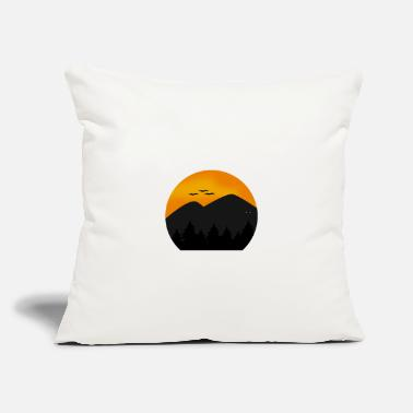 "Landscape Landscape - Throw Pillow Cover 18"" x 18"""