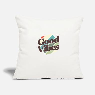 "Humour good humour - Throw Pillow Cover 18"" x 18"""