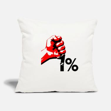 Occupy occupy - Throw Pillow Cover