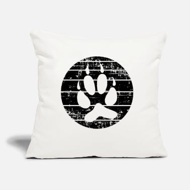"Paw Paw - Throw Pillow Cover 18"" x 18"""