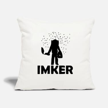 "imker - Throw Pillow Cover 18"" x 18"""