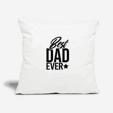 "Fathers Day Father's Day Father's Day Father's Day - Throw Pillow Cover 18"" x 18"""