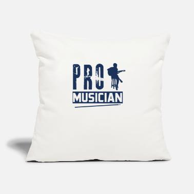 "Musician Musicians - Throw Pillow Cover 18"" x 18"""