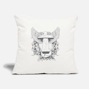 "The Ministry MINISTRIES, R.I.O.T., YOUTH - Throw Pillow Cover 18"" x 18"""