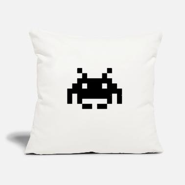 "Video 80s Video Games - Throw Pillow Cover 18"" x 18"""