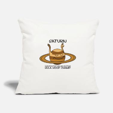 Saturn Ringe Planet - Throw Pillow Cover