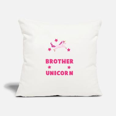 "Trade will trade brother - Throw Pillow Cover 18"" x 18"""