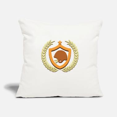 "Ball Ball - Throw Pillow Cover 18"" x 18"""