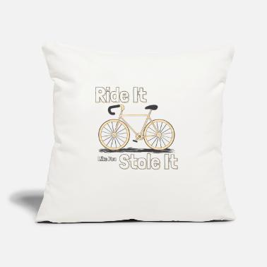 "Driving Drive - Throw Pillow Cover 18"" x 18"""