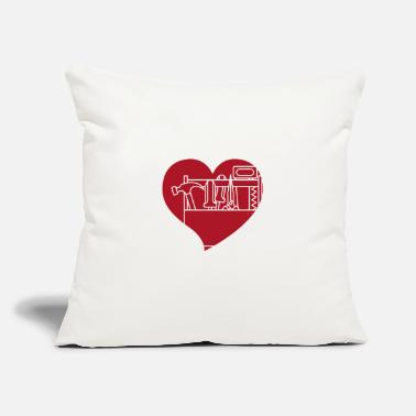 "Craftsman Craftsman - Throw Pillow Cover 18"" x 18"""