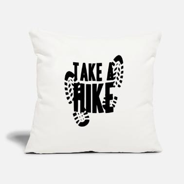 "Take Take a - Throw Pillow Cover 18"" x 18"""
