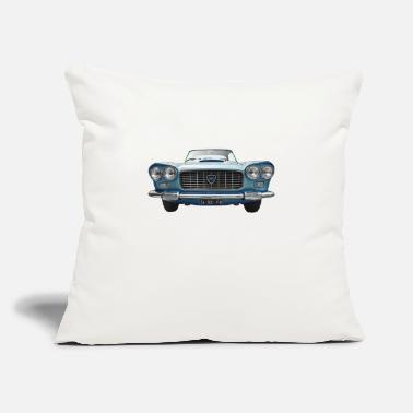 "Automobile Old Automobile - Throw Pillow Cover 18"" x 18"""
