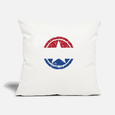 "wurzeln liebe stern herz heimat holland png - Throw Pillow Cover 18"" x 18"""