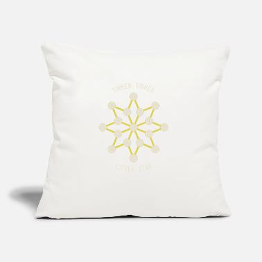 "Tinker Tinker Tinker Little Star - Throw Pillow Cover 18"" x 18"""