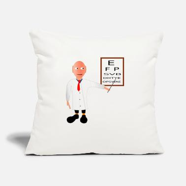 "Doctor On Call doctor - Throw Pillow Cover 18"" x 18"""