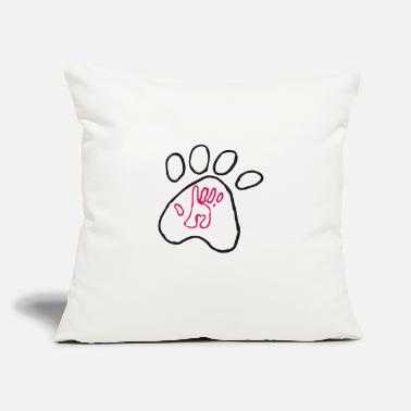 Pet World of Pets - Throw Pillow Cover
