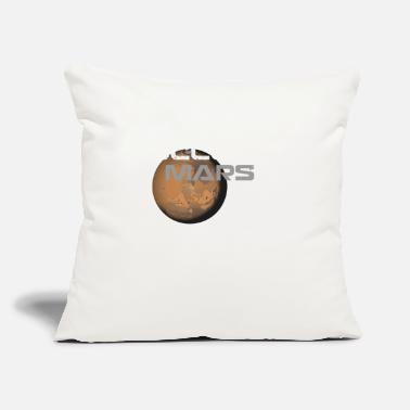 Occupy occupy mars - Throw Pillow Cover