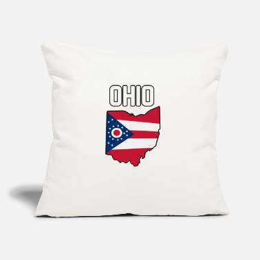 "State State - Throw Pillow Cover 18"" x 18"""