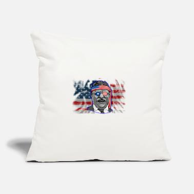 """Theodore Roosevelt 4th Of July - Throw Pillow Cover 18"""" x 18"""" 834dda3527a9"""