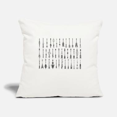 "Arrow ARROWS arrow Arrows - Throw Pillow Cover 18"" x 18"""