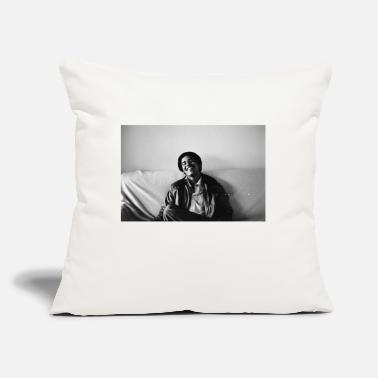 "Obama young obama obama young young barack obama barack - Throw Pillow Cover 18"" x 18"""