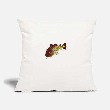 "Cod Cod a - Throw Pillow Cover 18"" x 18"""