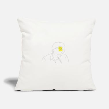 "Phone On Phone - Throw Pillow Cover 18"" x 18"""