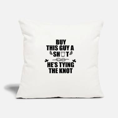 Marry Marry - Throw Pillow Cover