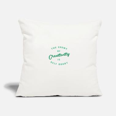 Creative Creativity - Throw Pillow Cover