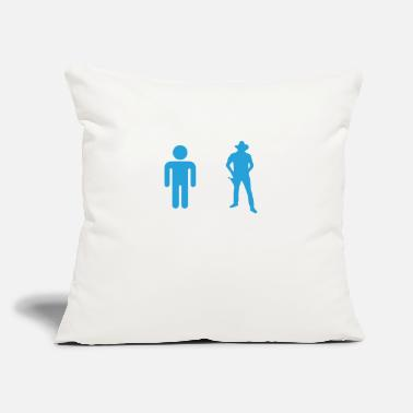Uncle Your Uncle My Uncle Cowboy - Throw Pillow Cover