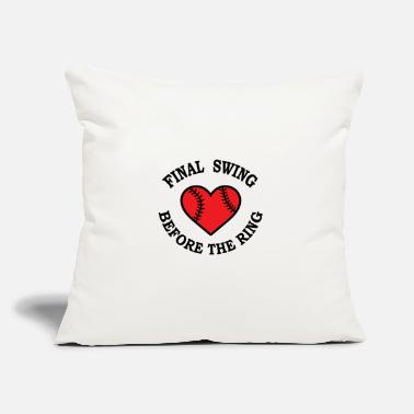 Bachelor Bachelor - Throw Pillow Cover