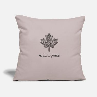 "Maple maple - Throw Pillow Cover 18"" x 18"""