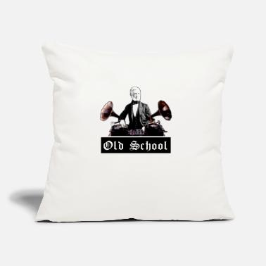 Old School Old School - Throw Pillow Cover