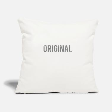 Original The Original - Throw Pillow Cover