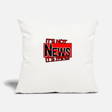Fake Fake - Throw Pillow Cover