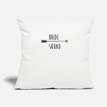 Bride Bride BRIDE - Throw Pillow Cover