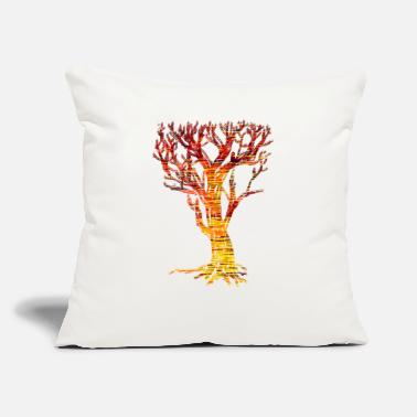 "Tree The Tree of Trees - Throw Pillow Cover 18"" x 18"""
