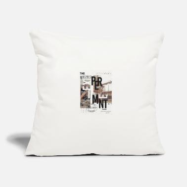 "Modernist modernist - Throw Pillow Cover 18"" x 18"""