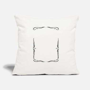 "Jack 's Boarder - Throw Pillow Cover 18"" x 18"""