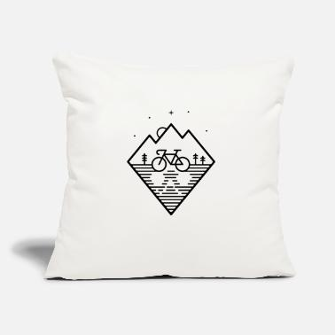 Bike Dreams - Throw Pillow Cover