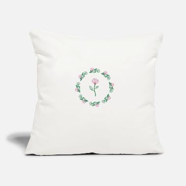 "Birthday Present Birthday Present - Throw Pillow Cover 18"" x 18"""