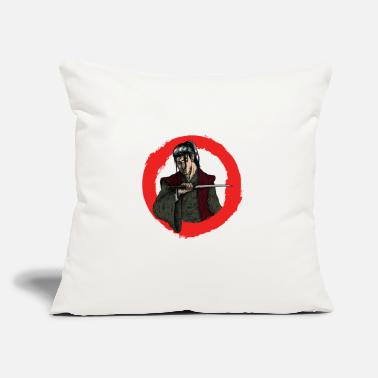 "Ronin The Ronin - Throw Pillow Cover 18"" x 18"""