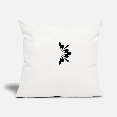 "Stylish stylish design - Throw Pillow Cover 18"" x 18"""