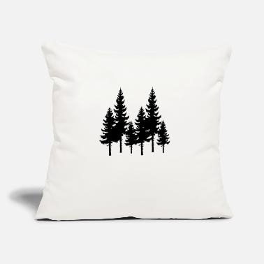 "Tree trees - Throw Pillow Cover 18"" x 18"""