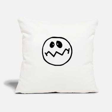 "Emotion emotion - Throw Pillow Cover 18"" x 18"""