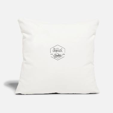 "Dopest - Throw Pillow Cover 18"" x 18"""